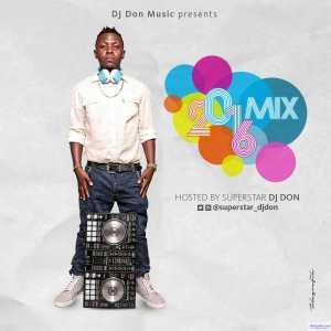 Dj Don - 2016 Mix
